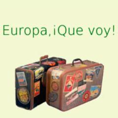 El síndrome Post-Erasmus. Europa, ¡que voy!